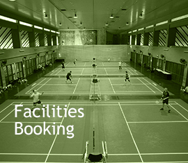 Civil Service Club - Facilities Booking