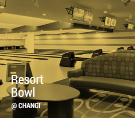 Civil Service Club - Resort Bowl @ Changi