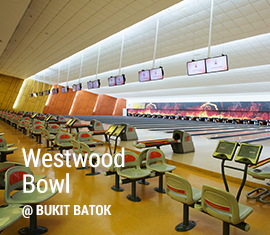 Civil Service Club - Westwood Bowl @ Bukit Batok