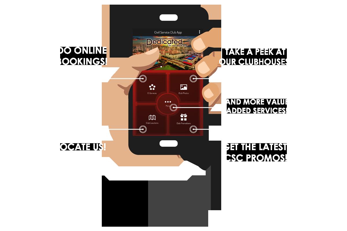 CSC Mobile App
